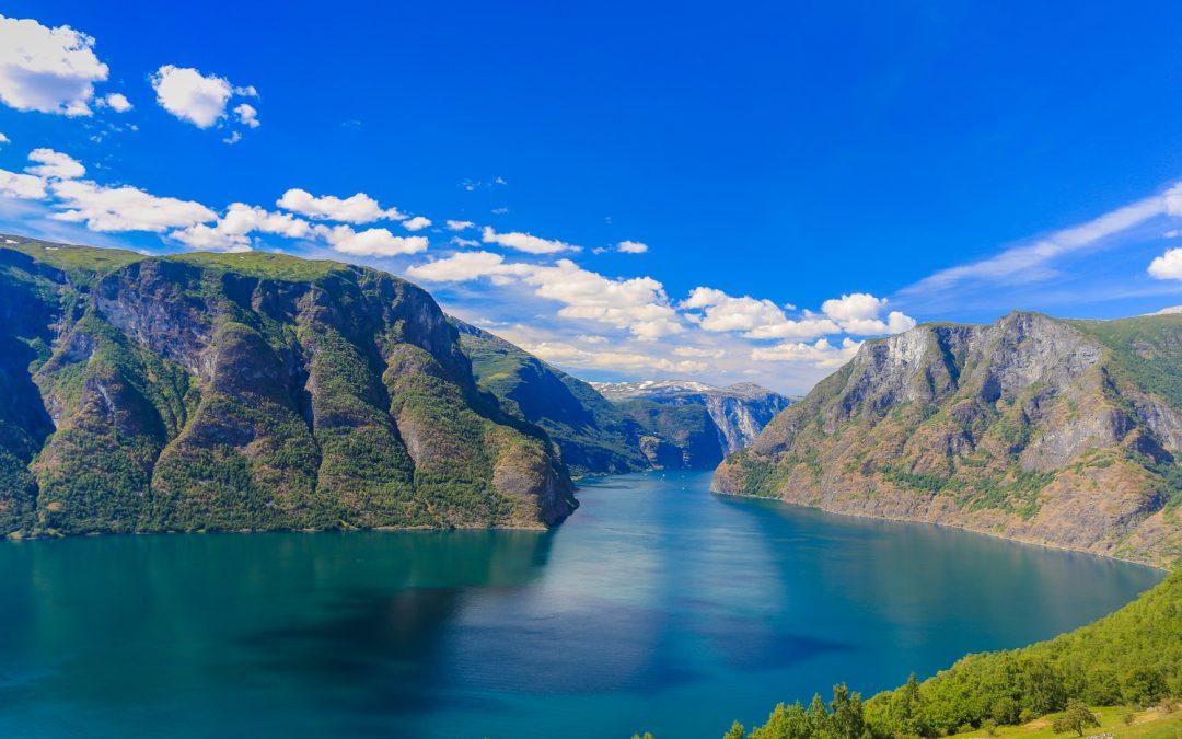 Fiordos Noruegos