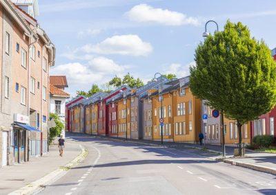 Calle Noruega Pintoresca