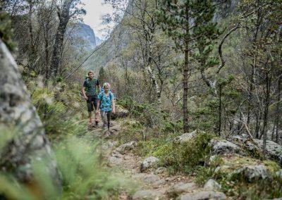 Caminatas por la Naturaleza Noruega