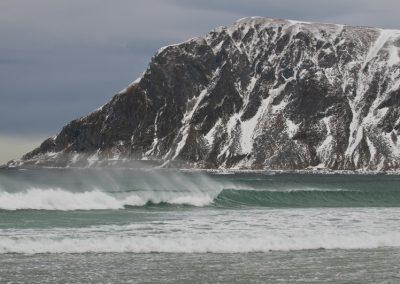 Hielo y Agua en las Islas Lofoten