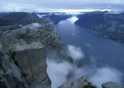 El Púlpito en Stavanger