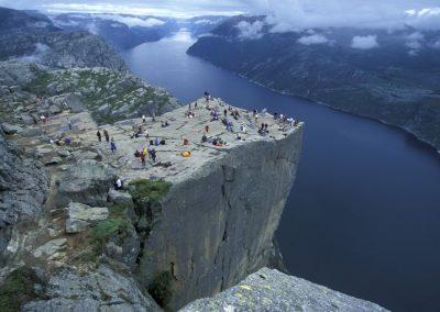Preikestolen: El Púlpito de Stavanger