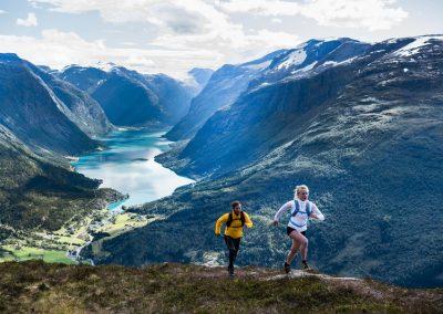 Trailrunning por los Fiordos