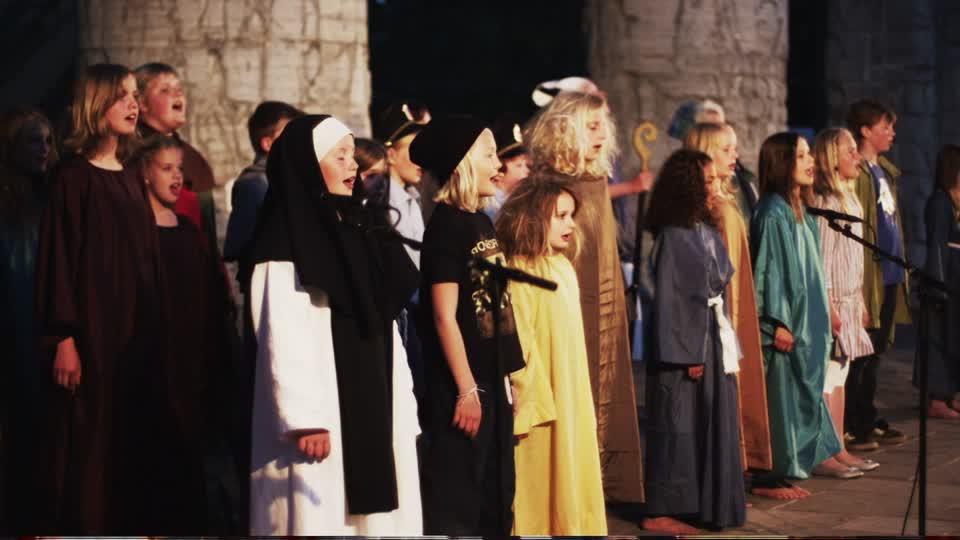 Festival de Canto en Noruega