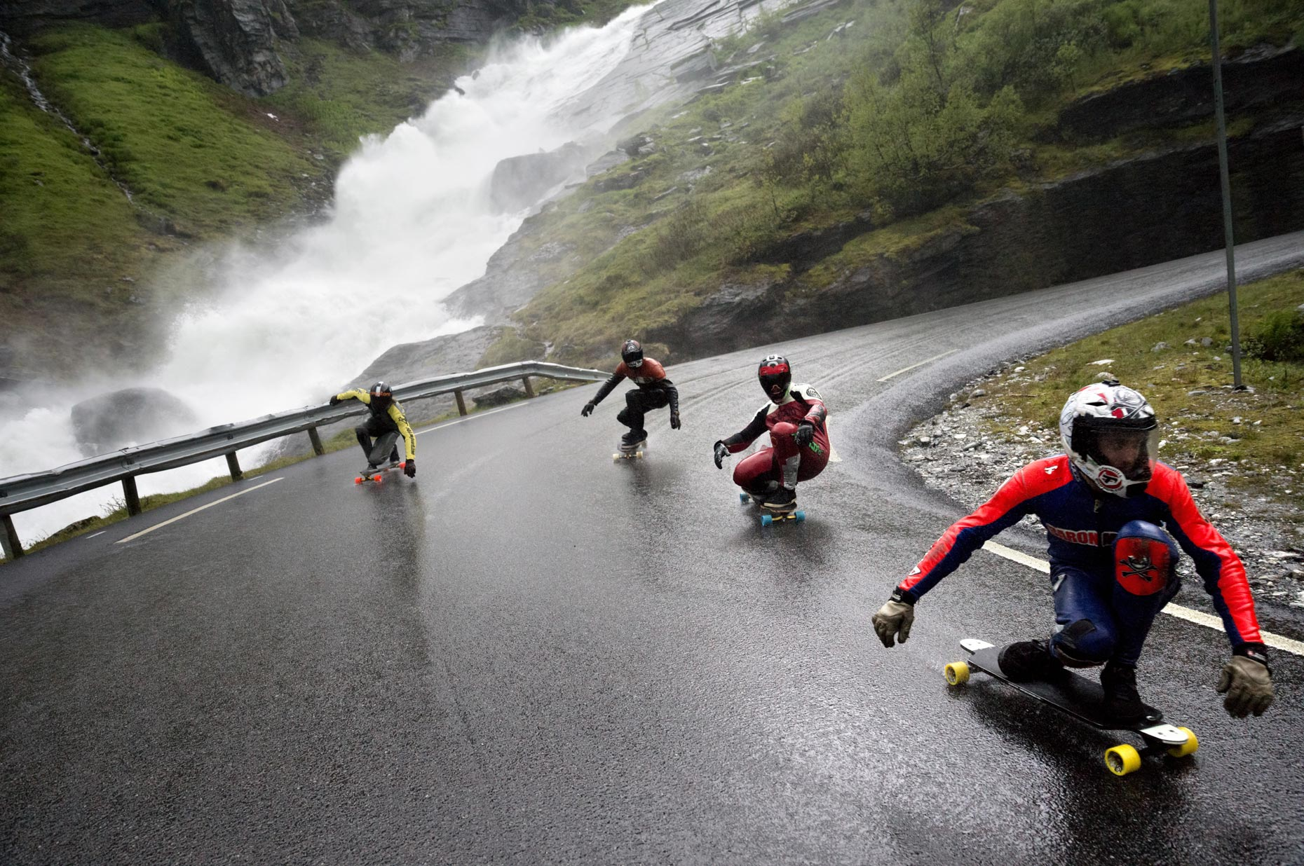 Extreme Sports Week (Voss) 1