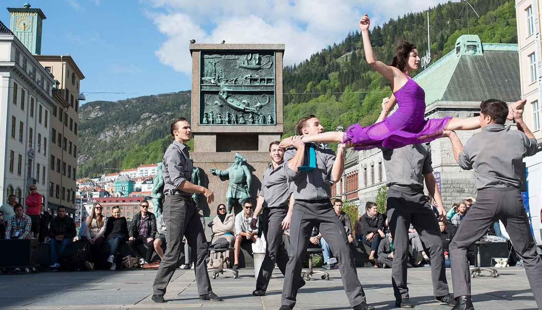 Ven al Bergen International Festival
