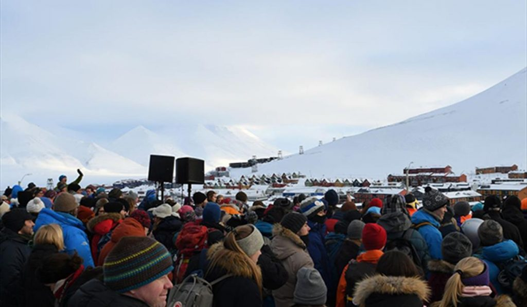 Disfruta de Festivales en Svalbard