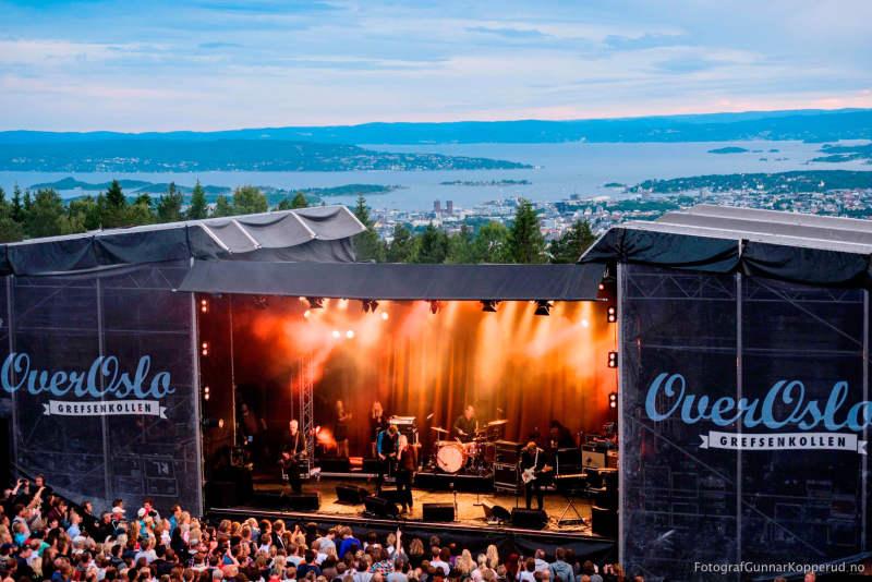 Los Mejores Festivales de Música en Oslo