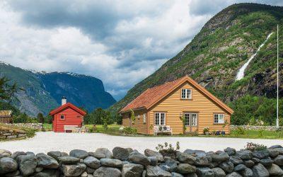Otoño en Noruega